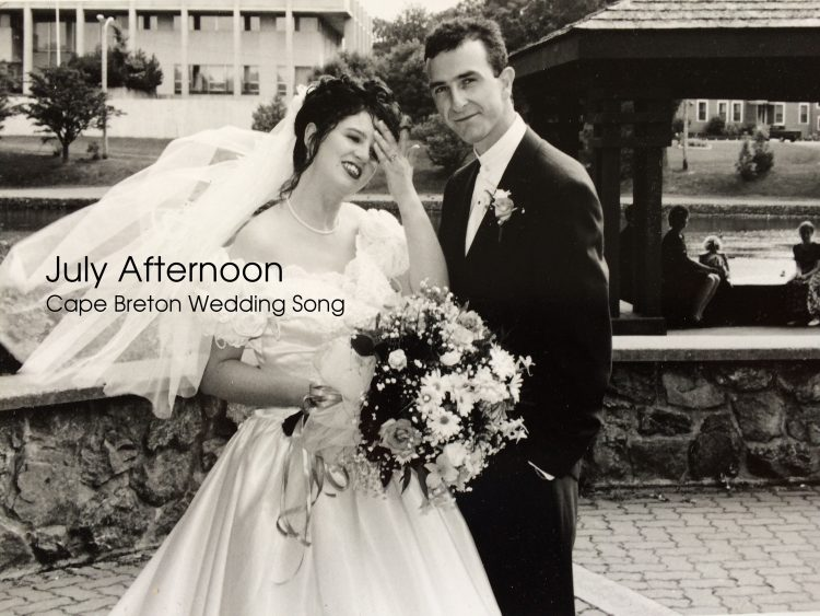 Cape Breton wedding Song | Glen Murrant