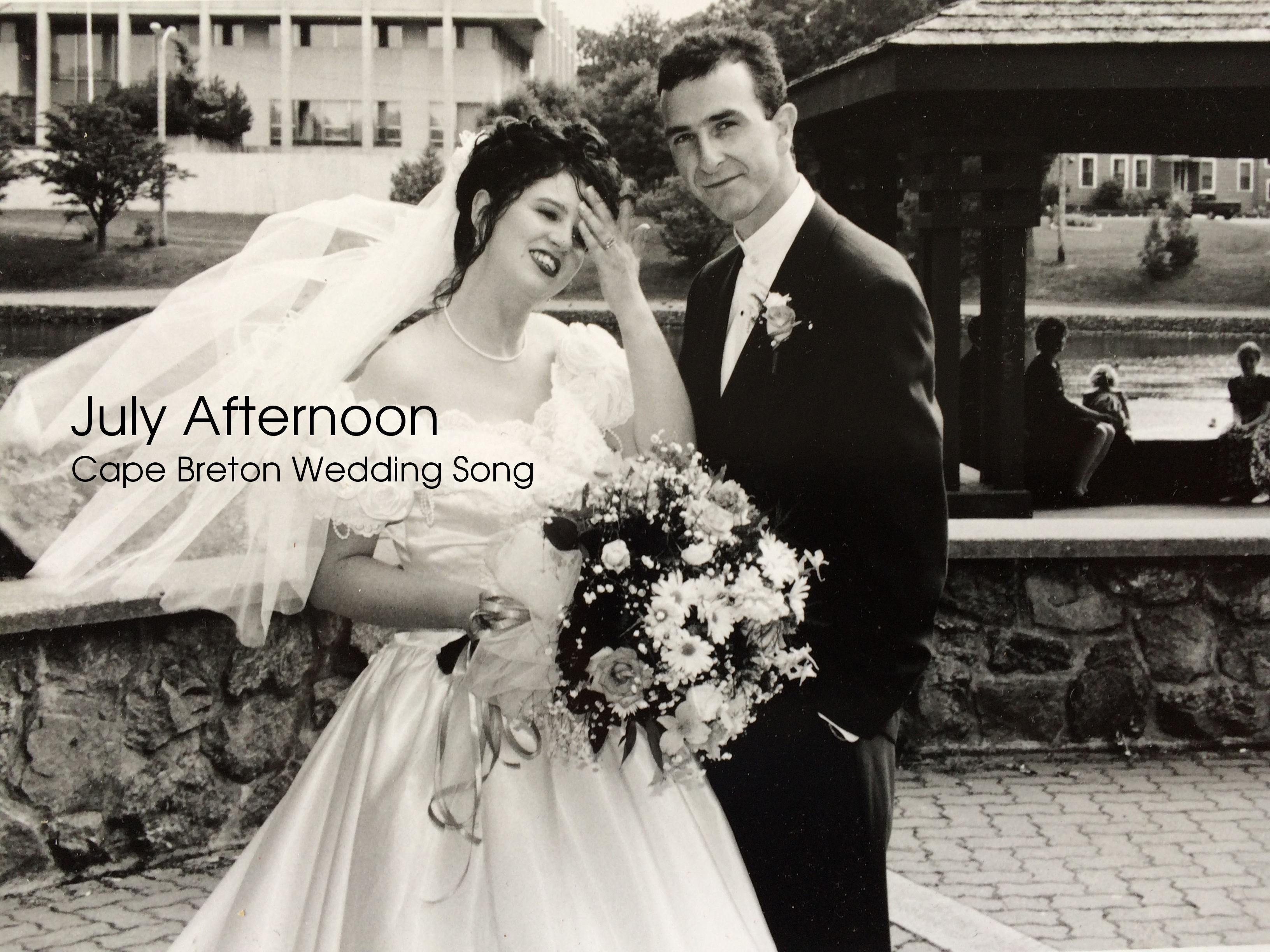 Cape Breton wedding Song | Glen Murrant