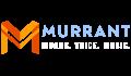 Murrant Words Voice Music logo.
