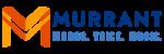 Murrant Logo. Words, Voice, Music.